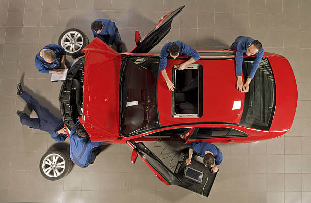 Get Your Free Vehicle Evaluation In 5 Easy Steps
